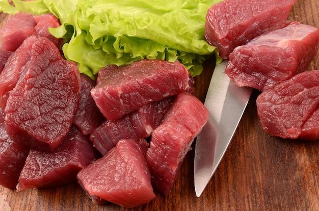 Vers kalfsvlees