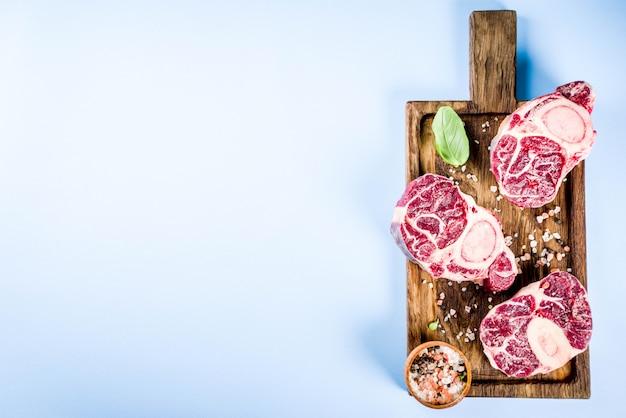 Vers rauw rundvlees