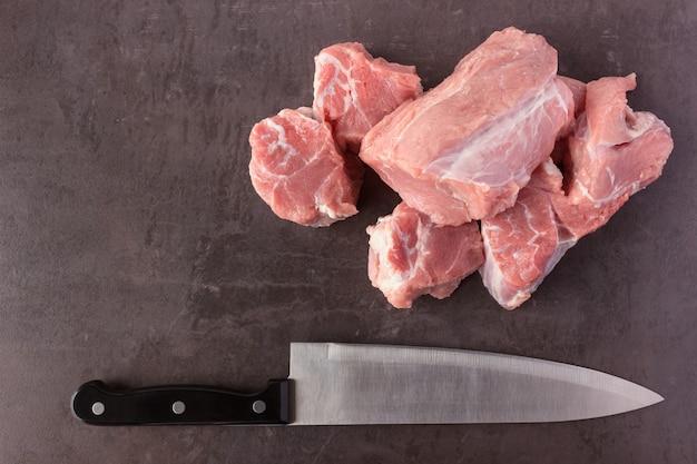 Vers rauw vlees