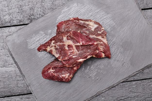 Vers vlees