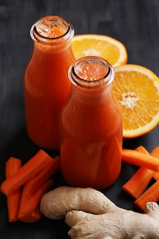 Vers wortelsap