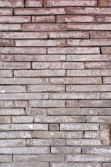Verschillende hoge resolutie achtergrondstructuren, baksteenpatroon