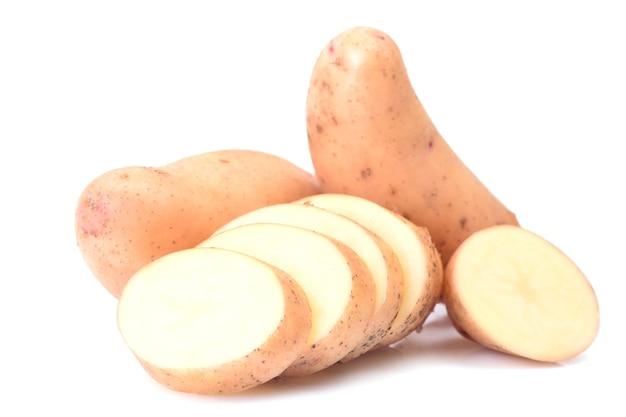 Verse aardappel