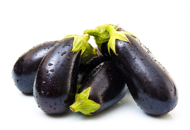 Verse aubergine