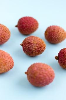 Verse biologische lychee bessen
