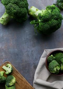 Verse broccoligroenten