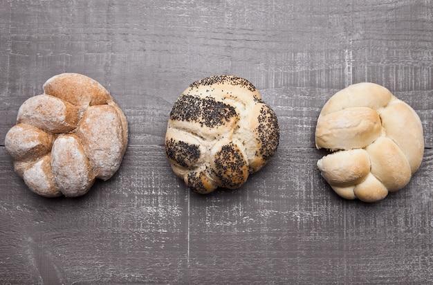 Verse broodjes voor het ontbijt