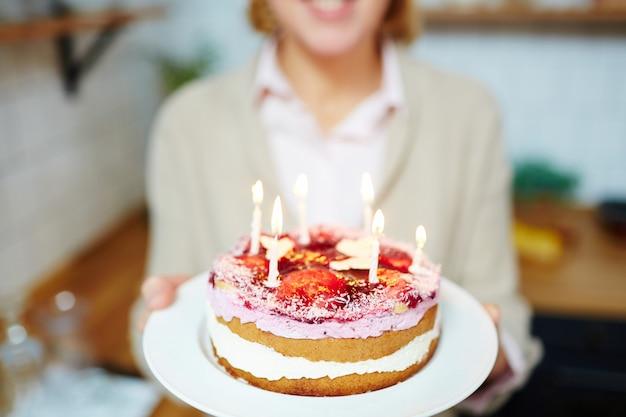 Verse cake