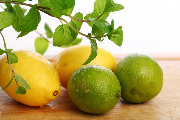 Verse citroenen