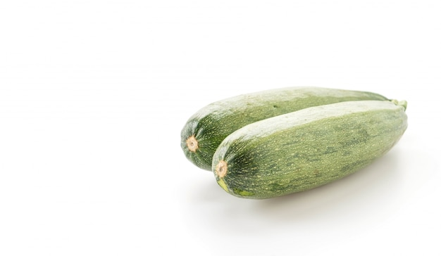 Verse courgette