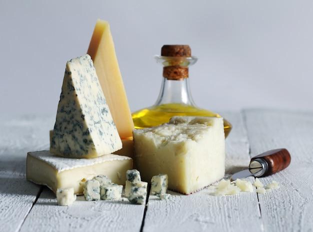 Verse en heerlijke kaas