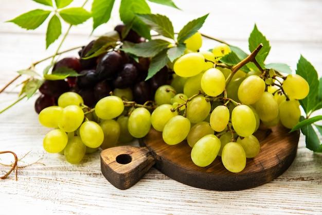Verse groene druif