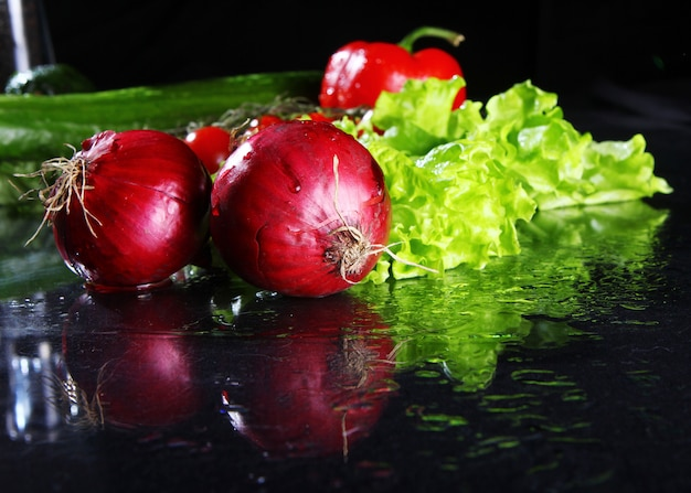 Verse groenten
