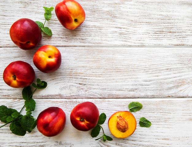 Verse nectarines