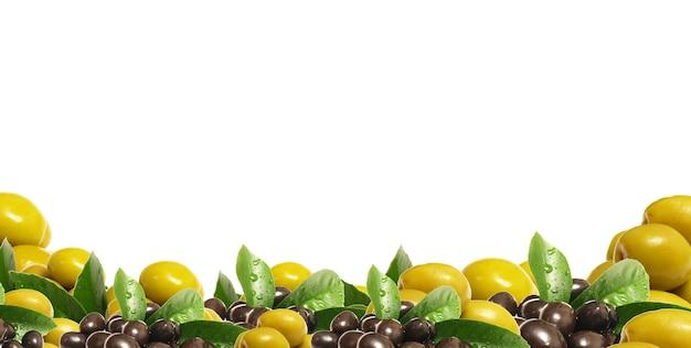 Verse olijven