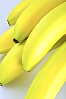 Verse organische bananen