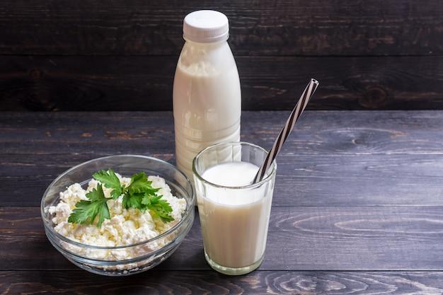 Verse, pure huisgemaakte yougurt en kwark