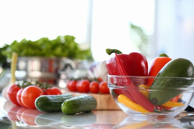 Verse rauwe chili assortiment assortiment fotografie