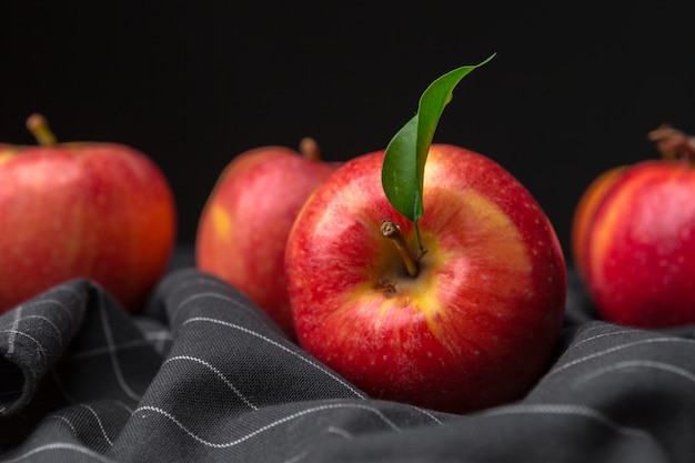 Verse rode appels
