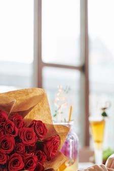 Verse rode rozen