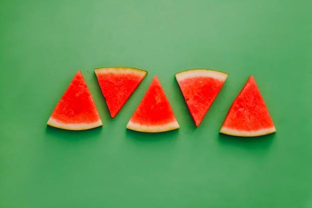 Verse watermeloen