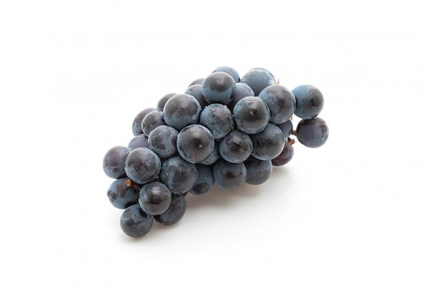 Verse zwarte druiven
