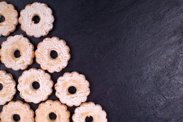 Versgebakken koekjes.