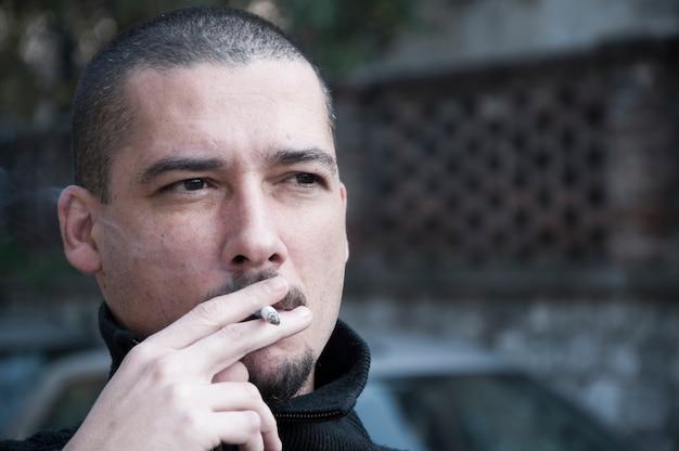 Verslaafd aan nicotine