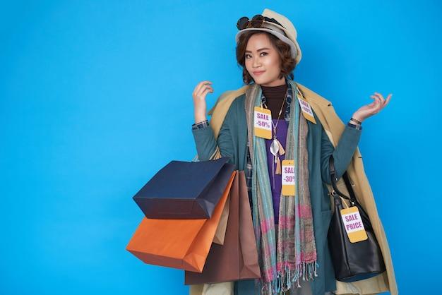 Verslaafd aan winkelen