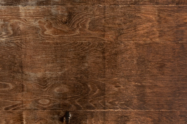 Versleten oppervlak met houten korrel
