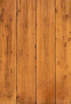 Verticaal houten