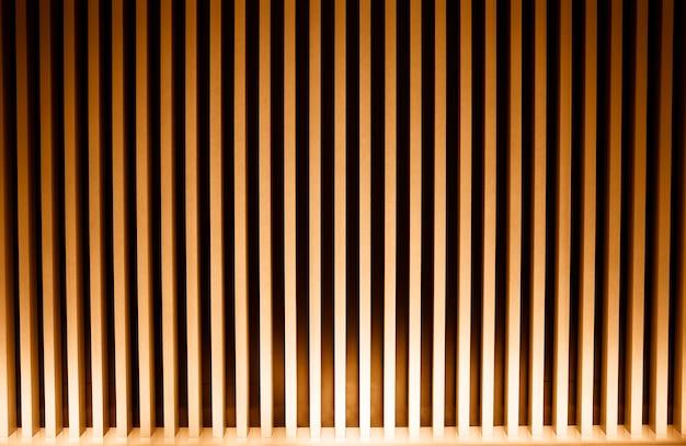 Verticale houten panelen abstracte achtergrond