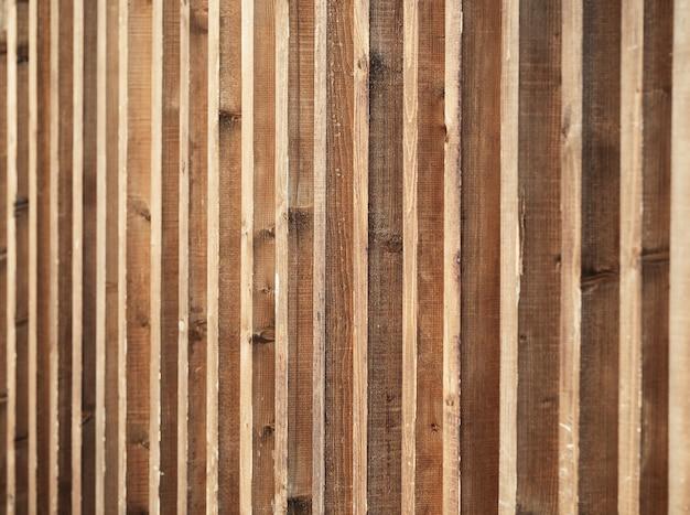 Verticale houten planken textuur achtergrond