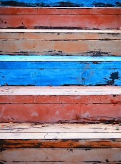 Verticale kleurrijke bovenverdieping achtergrond hd