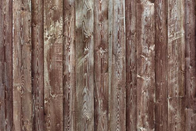 Verticale planken van houten textuurachtergrond.