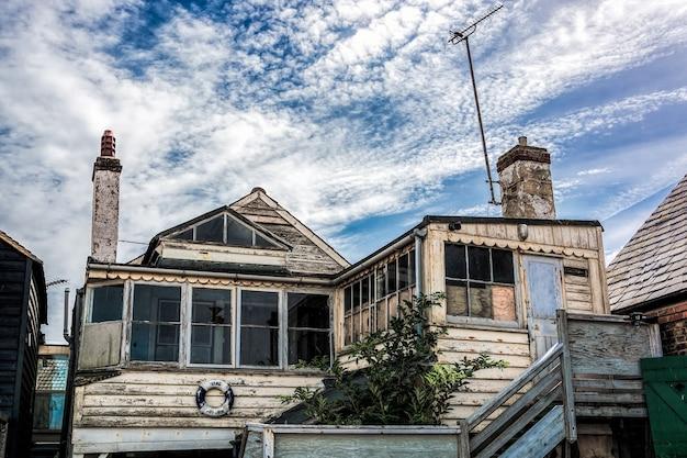 Vervallen huis in whitstable