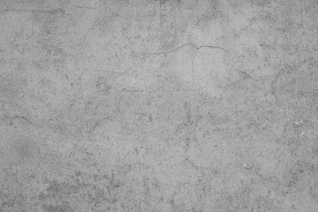 Verweerde betonnen muur