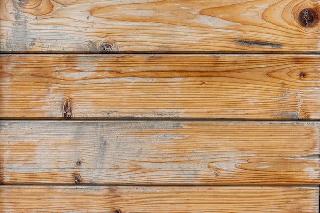 Verweerde bruine houtstructuur