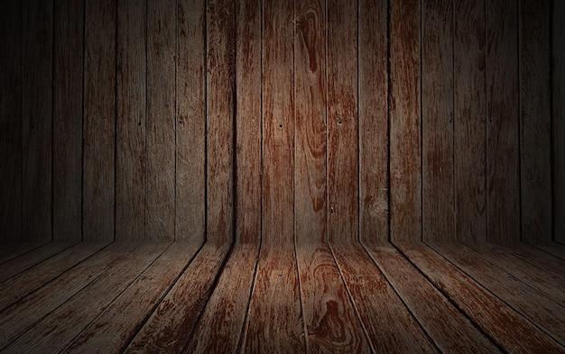 Verweerde schuur oude houten achtergrond met knopen.