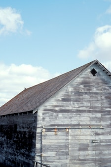Verweerde shack