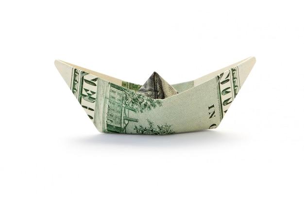 Verzenden met geld