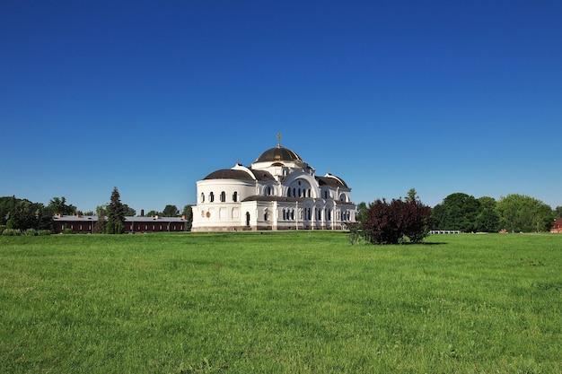 Vesting van brest in het land van wit-rusland