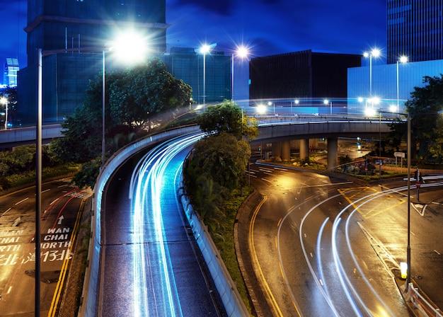 Viaduct van de lichtpaden