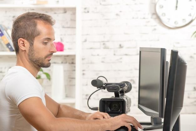 Video bewerker