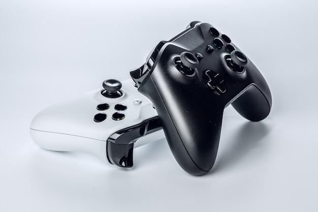 Video game controller geïsoleerd