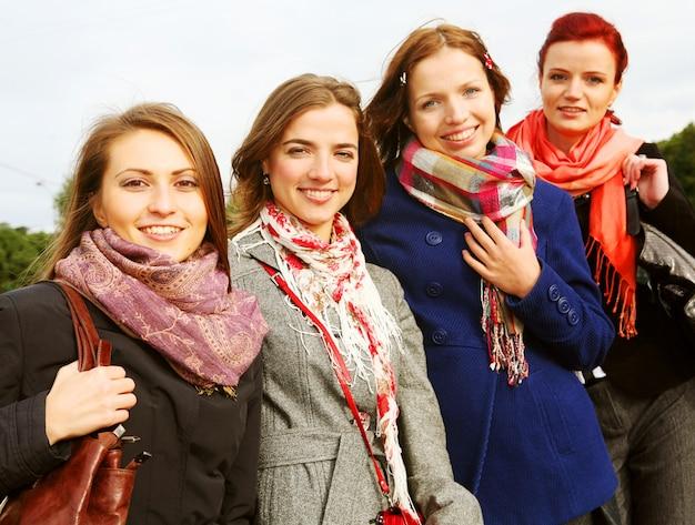 Vier vrouwen