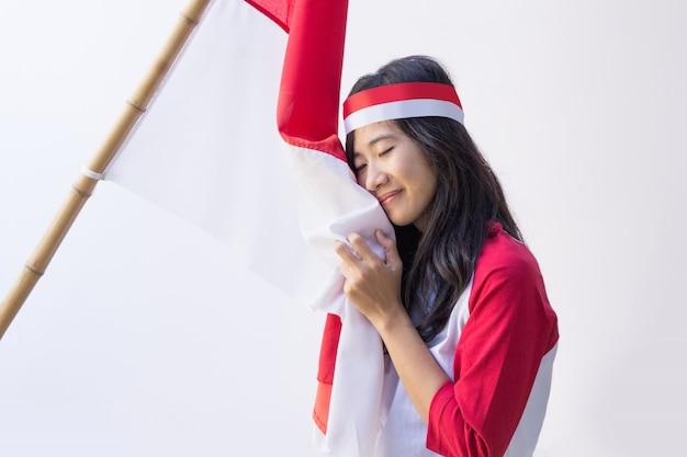 Viering van de indonesische onafhankelijkheidsdag