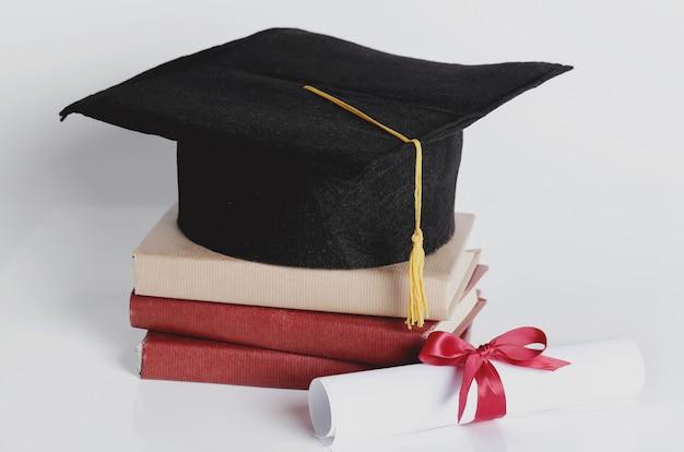 Vierkante academische hoed
