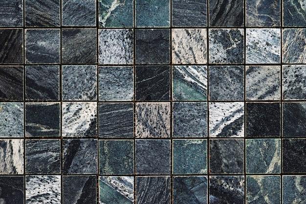 Vierkante binnenvloer tegels achtergrond