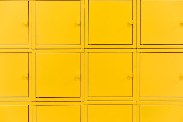 Vierkante kluisjes